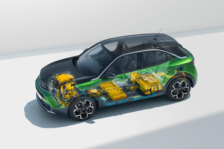 Opel-Mokka-e-accu-pakket