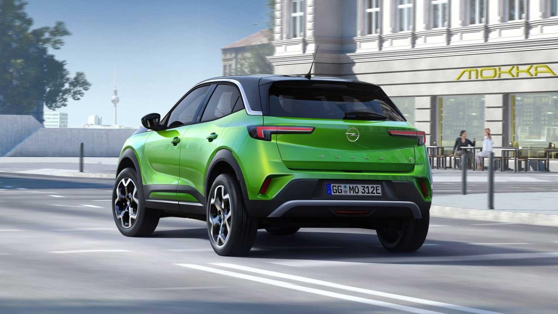 Opel-Mokka-e-achterkant