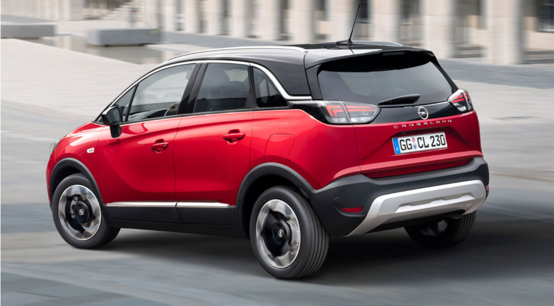 Opel-Crossland-achterkant