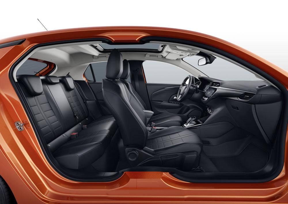 Opel-Corsa-e-ruimte