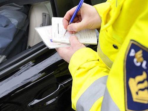 politie-boetes