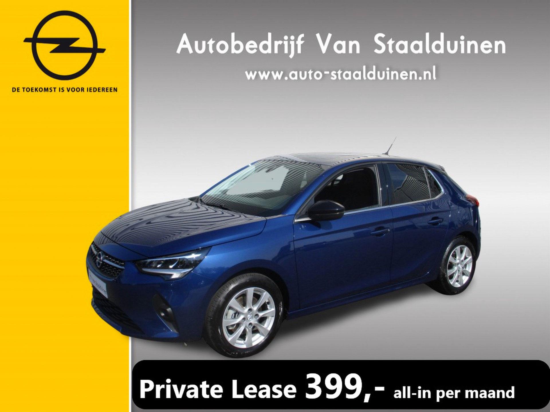 Private lease de Corsa