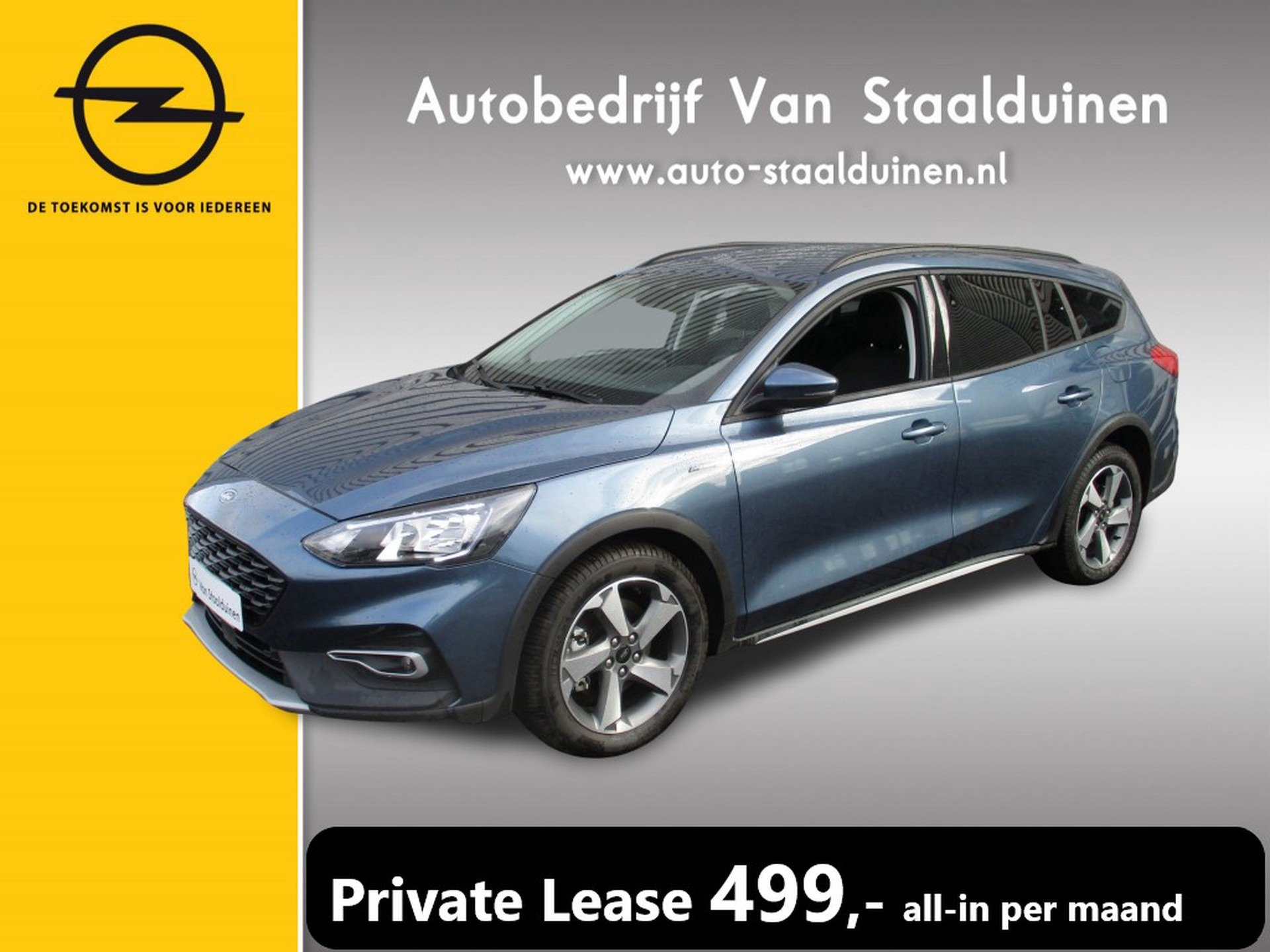 Private lease een occasion